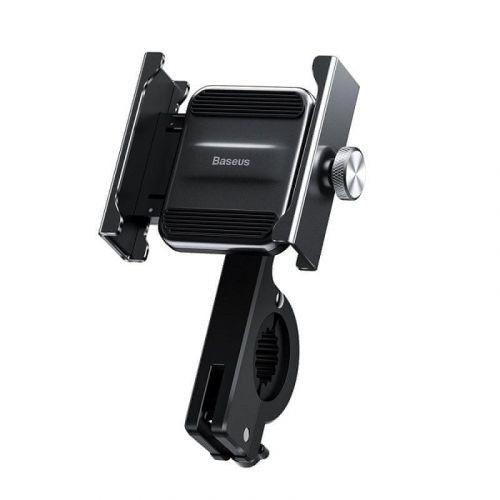 BASEUS Knight držák na mobil na bicykel, černý