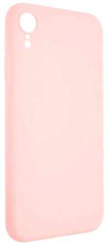 Fixed Zadní pogumovaný kryt Story pro Apple iPhone XR, růžový FIXST-334-PK