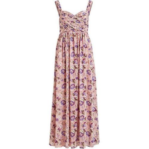 VILA Dámské šaty VISINARA 14055616 Pale Mauve (Velikost 36)