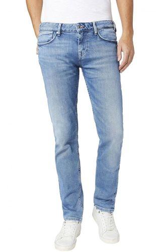 Pepe Jeans pánské džíny Hatch 2020 PM205475NA9 30/32 modrá