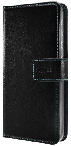 Fixed Pouzdro typu kniha Opus pro Xiaomi Mi 10 FIXOP-506-BK, černé