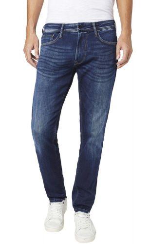 Pepe Jeans pánské džíny Stanley PM201705DE3 30/32 modrá