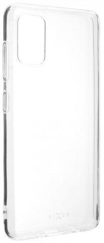 Fixed Ultratenké TPU gelové pouzdro Skin pro Samsung Galaxy A41, 0,6 mm FIXTCS-528, čiré