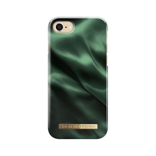 iDeal of Sweden Značkový kryt - Ideal of Sweden - pro iPhone SE(2020)/8/7/6/6s - Emerald Satin