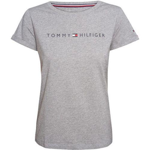 Tommy Hilfiger Dámské triko UW0UW01618-004 (Velikost S)