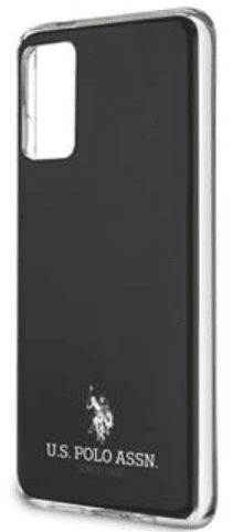 U.S. Polo Assn. Small Horse Kryt pro Samsung Galaxy S20 Black (USHCS62TPUBK)