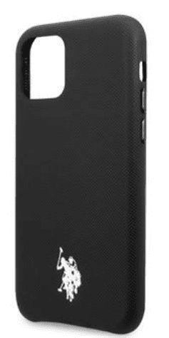 U.S. Polo Assn. Wrapped Polo Kryt pro iPhone 11 Pro Black (USHCN58PUBK)