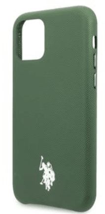 U.S. Polo Assn. Wrapped Polo Kryt pro iPhone 11 Pro Max Green (USHCN65PUGN)