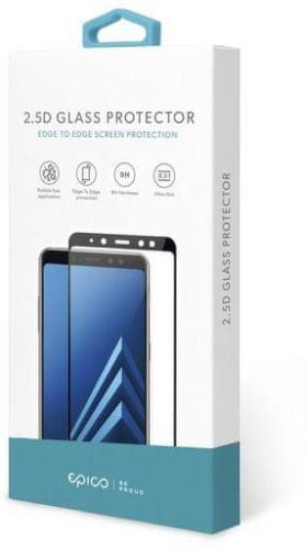 EPICO 2,5D Glass Huawei P40 Lite E, černé 47912151000002