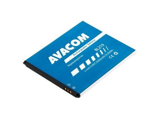 Avacom Baterie do mobilu Lenovo A889 Li-Ion 3,8V 2500mAh (náhrada BL219)