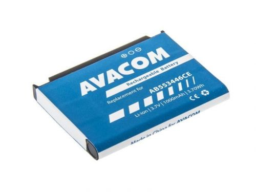 Avacom Baterie do mobilu Samsung SGH-F480 Li-Ion 3,7V 1000mAh (náhrada AB553446CE)