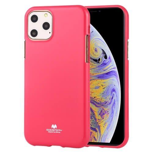 Mercury JELLY TPU Kryt Apple iPhone 11 Pro růžový (strong)