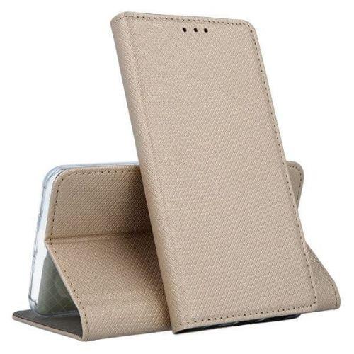 FORCELL MAGNET Peňaženkový kryt Huawei P30 Pro zlatý