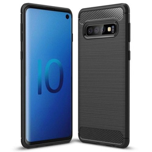 FORCELL FLEXI TPU kryt Samsung Galaxy S10 černý