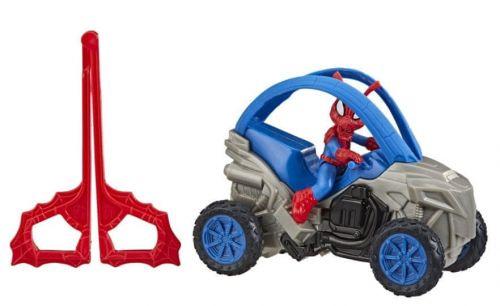 Spiderman Rip n Go vozidlo Spiderham