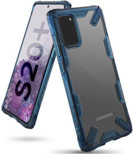 RINGKE FUSION X Samsung Galaxy S20 Plus modrý