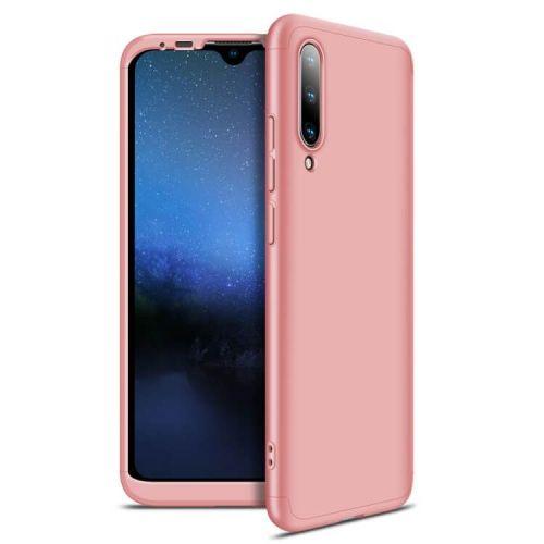FORCELL 360 ° Ochranný obal Xiaomi Mi A3 růžový