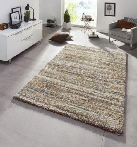 Mint Rugs AKCE: 80x150 cm Kusový koberec Chloe 102803 braun meliert 80x150