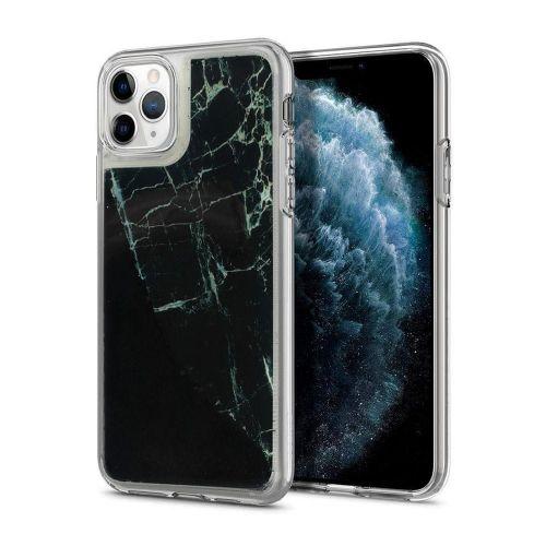 Vennus Obal Vennus Liquid Marble pro iPhone 11 Pro - černý