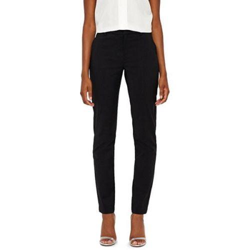 Vero Moda Dámské kalhoty VMLEAH 10201930 Black (Velikost XS/32)
