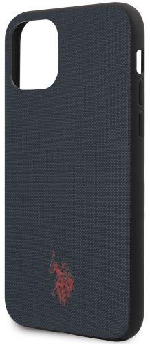 U.S. Polo Assn. Wrapped Polo Kryt pro iPhone 11 USHCN61PUNV, Navy
