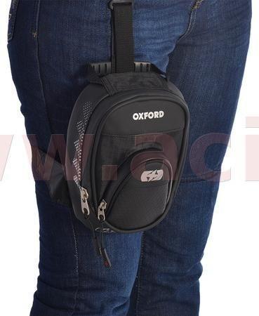 Oxford kapsa stehenní L1R, OXFORD - Anglie (černá, objem 1 l) OL239