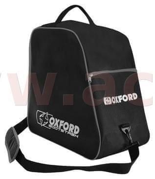 Oxford taška na boty Bootsack Deluxe, OXFORD (černá, polstrovaná) OL263
