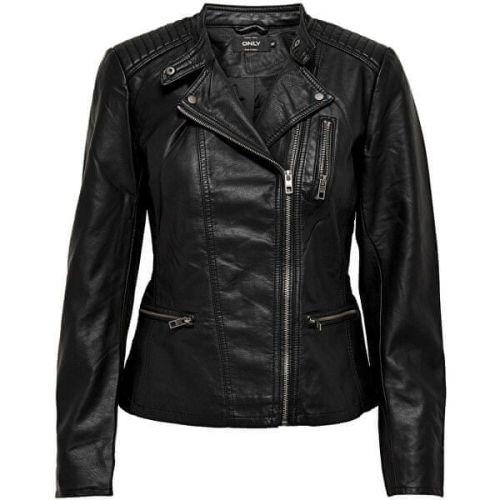 ONLY Dámská bunda ONLFREYA 15110802 Black (Velikost 34)