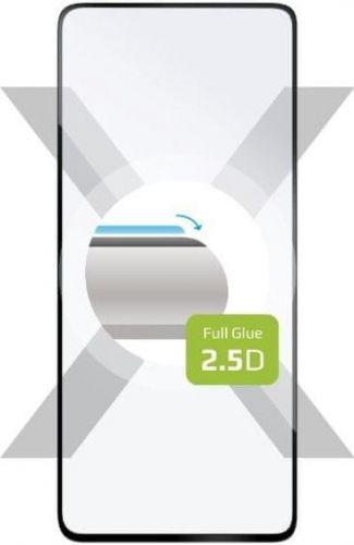 Fixed Ochranné tvrzené sklo Full-Cover pro Xiaomi Poco F2 Pro, přes celý displej, černé, FIXGFA-555-BK