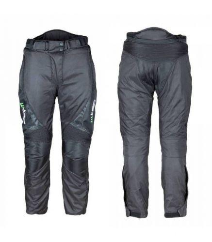 W-TEC Unisex motocyklové kalhoty W-TEC Mihos L černá