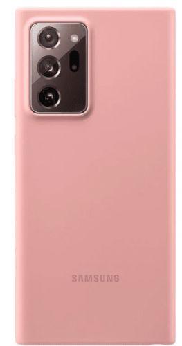 Samsung Silikonový zadní kryt Note 20 Ultra Cooper EF-PN985TAEGEU