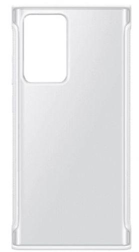 Samsung Průhledný ochranný kryt Note Ultra 20 White EF-GN985CWEGEU