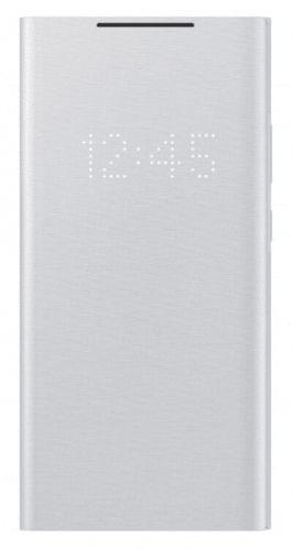 Samsung Flipové LED View Note 20 Ultra White Silver EF-NN985PSEGEU