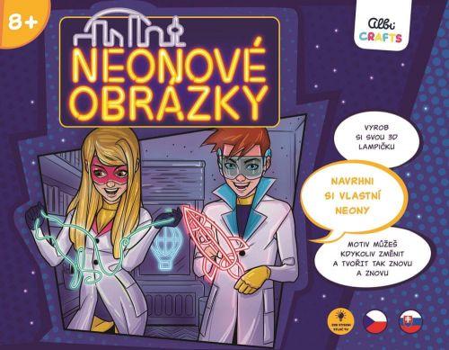Albi Neonové obrázky