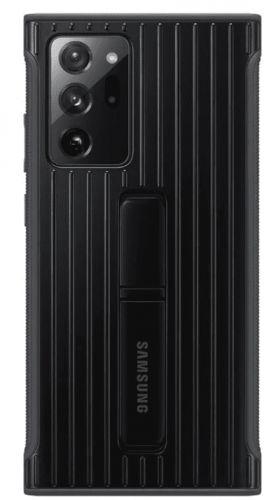 Samsung Tvrzený ochranný kryt Note 20 Black EF-RN980CBEGEU