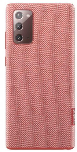 Samsung Ekologický zadní kryt Note 20 Red EF-XN980FREGEU