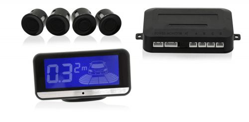 Compass Parkovací asistent 4 senzory LCD display COMPASS