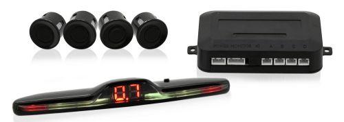 Compass Parkovací asistent 4 senzory, WING, LED display