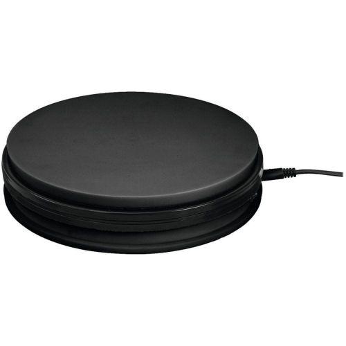 Europalms rotační podstavec 450mm, do 50kg, 0,5 ot./min., černý