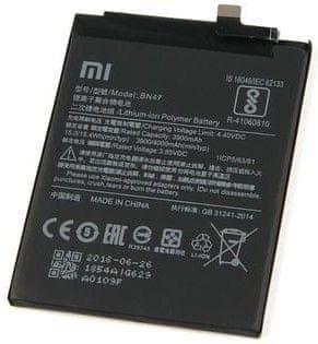 Xiaomi BN47 Original Baterie 3900mAh (Bulk) 2440150