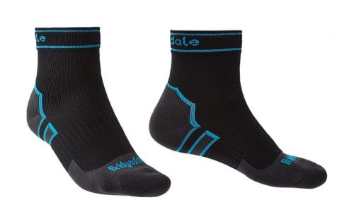 Bridgedale Storm Sock Midweight Ankle black M (6,5-9)