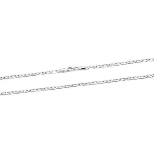 Beneto Nadčasový stříbrný řetízek AGS1129 (Délka 55 cm) stříbro 925/1000