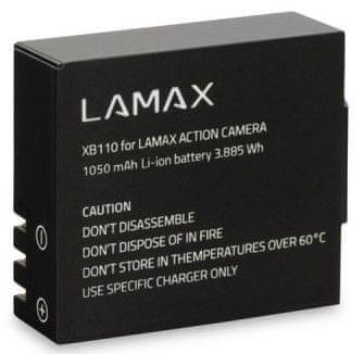 LAMAX Náhradní baterie Li-Ion 1050mAh