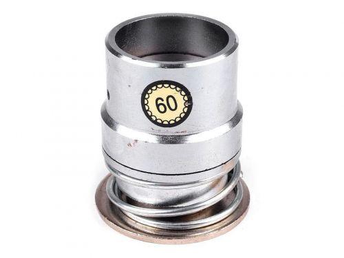 Kraftika 1sada ikl piston pro potahování knoflíků vel. 60