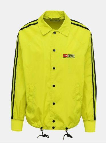 Diesel žlutá pánská bunda M