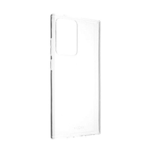 Fixed Ultratenké TPU gelové pouzdro Skin pro Samsung Galaxy Note 20 Ultra, 0,6 mm, čiré (FIXTCS-576)