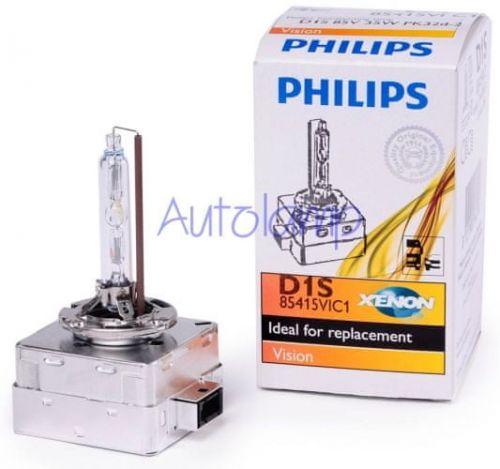 Philips výbojka xenonová D1S 85V 35W PK32d-2 VISION PHILIPS