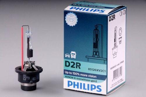 Philips výbojka xenonová D2R 85V 35W P32d-3 X-tremeVision PHILIPS - o 150% VÍCE SVĚTLA