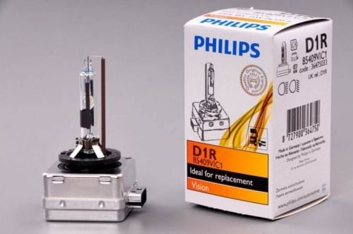 Philips výbojka xenonová D1R 85V 35W PK32d-3 VISION PHILIPS