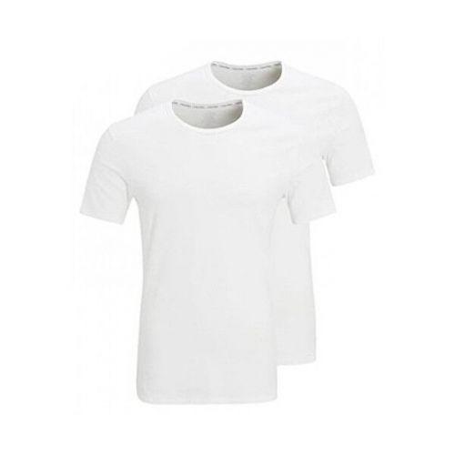 Calvin Klein 2 PACK - pánské triko NB1088A-100 (Velikost S)
